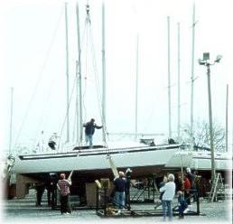 Mike Quill Yacht Rigging